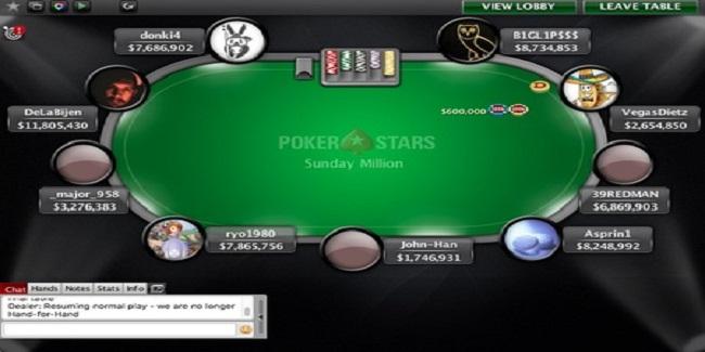 Mike VegasDietz Dietrich of Canada wins Sunday Million for $122K