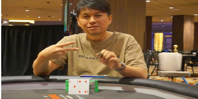 Sean Yu wins his second gold ring at Hollywood for $170,286