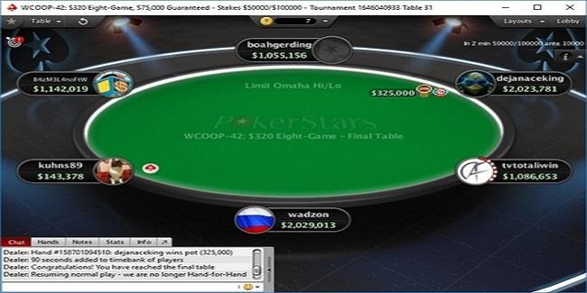 "WCOOP 2016: Dejan ""dejanaceking"" Divkovic wins his second COOP Title for $34,439"