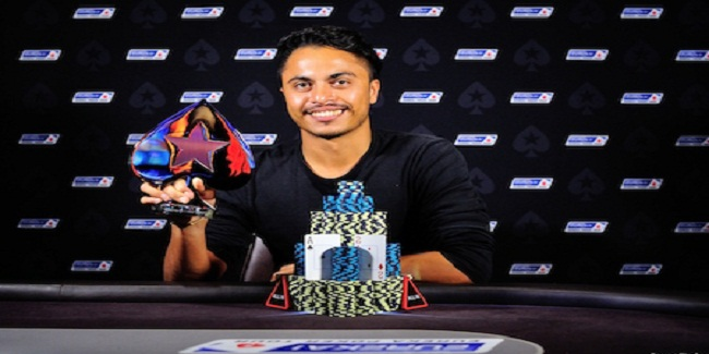 Dinesh Alt from Switzerland wins Eureka6 Hamburg for €69,120