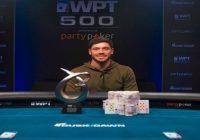 Ben Winsor collects £150,000 for winning WPT500 at Dusk Till Dawn