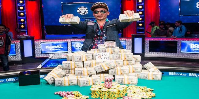 Qui Nguyen wins the 2016 WSOP Main event grabs $8,005,310