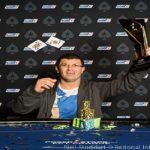 Czech Republic's Leon Tsoukernik wins EPT13 Prague Super High Roller