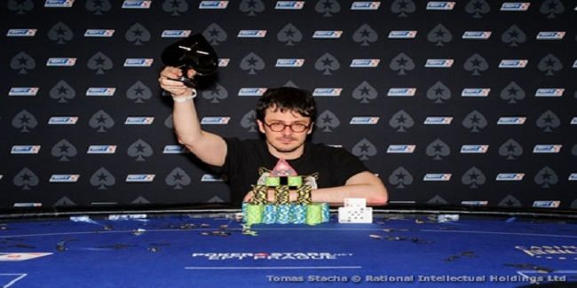 Isaac Haxton of USA wins €25,000 Single Day High Roller at EPT13 Prague