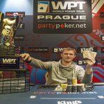 Oleg Vasylchenko from Ukraine wins WPT Prague Main event for €132,200