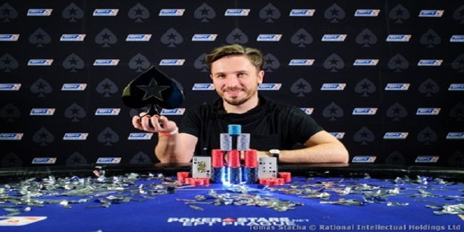 Poland's Hubert Matuszewski wins Eureka6 Prague Main Event for €193,298