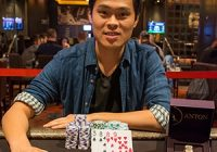 James Chen wins Event#2 of Aussie Million 2017