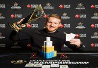 Jason Koon Becomes the winner of $100K PokerStars Super High Roller Bahamas