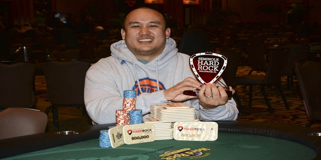 Jerry Wong wins largest in WPTDeepStacks for over $250,000