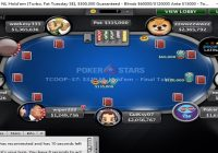 Luismi1912 wins Event#37 of $320 NL Hold'em Turbo of TCOOP 17