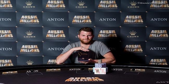 Nick Petrangelo of United States wins Aussie Millions $100K Challenge