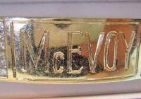 Tom McEvoy, the poker Hall of Fame selling WSOP Main Event Bracelet