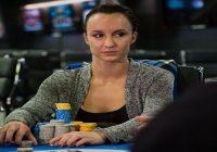 Ema Zajmovic leading WPT Playground final Table