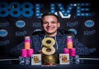 Romania's Catalin Pop wins 888Live Main Event for €80,000