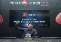 Spain's Sergio Aido wins HK$100,000 Single Day High Roller for HK$2,074,000