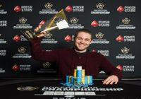 "Ben ""Ben86"" Tollerene wins $50K Super High Roller for $538K"