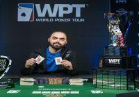 Tony Sinishtaj wins WPT Seminole Hard Rock Poker Showdown