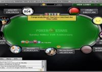 Xavi666 of Panama wins Sunday Million 11th Anniversary for $1,093,204