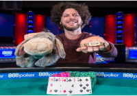 Christopher Vitch wins event#48 of WSOP 2017 for $320,103