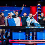 2017 WSOP Final Table Main Event is finally set