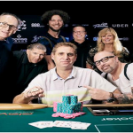 Mike Wattel wins second gold ring for event#72 of WSOP 2017